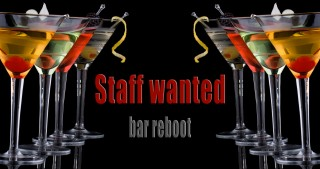 bar reboot STAFF募集中