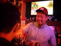 東京のゲイスタッフ「YASUTAKA」